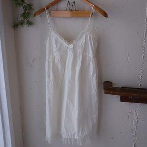 Vera Wang Cotton nightgown 191111017